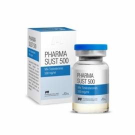 PHARMASUST 500 - 500mg/ml 10ml